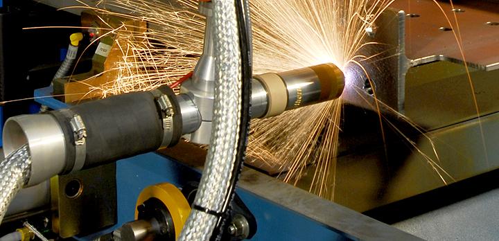 Применение плазменной резки металла для изготовления болтовых отверстий